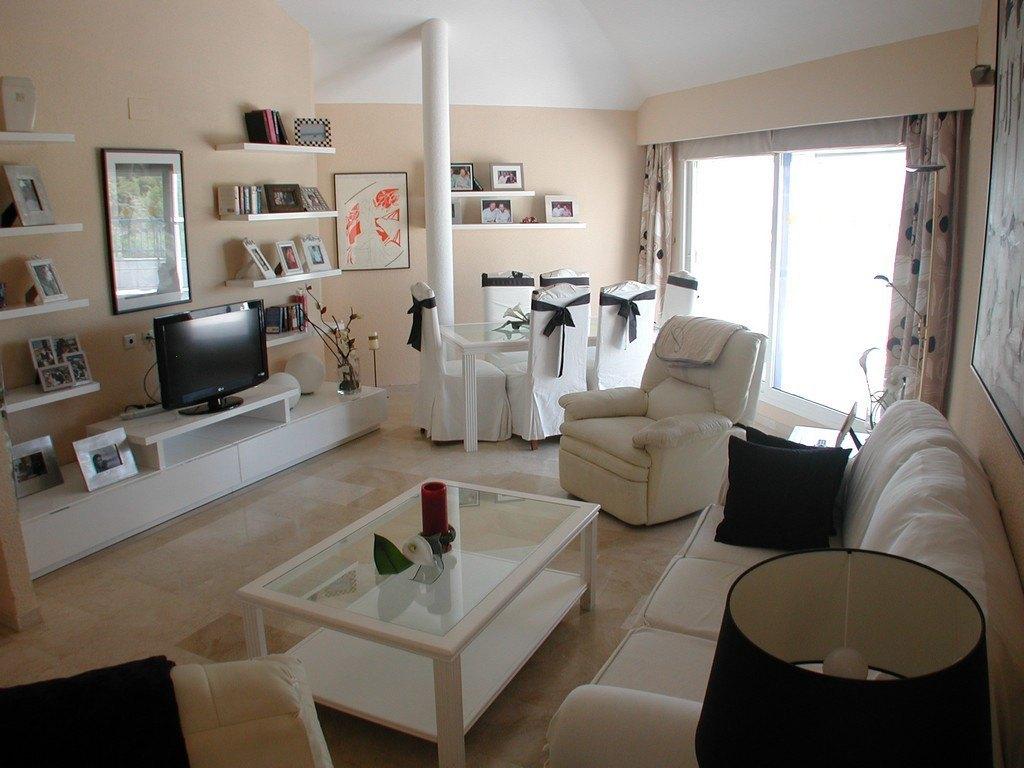 Unique penthouse in Moraira sea front
