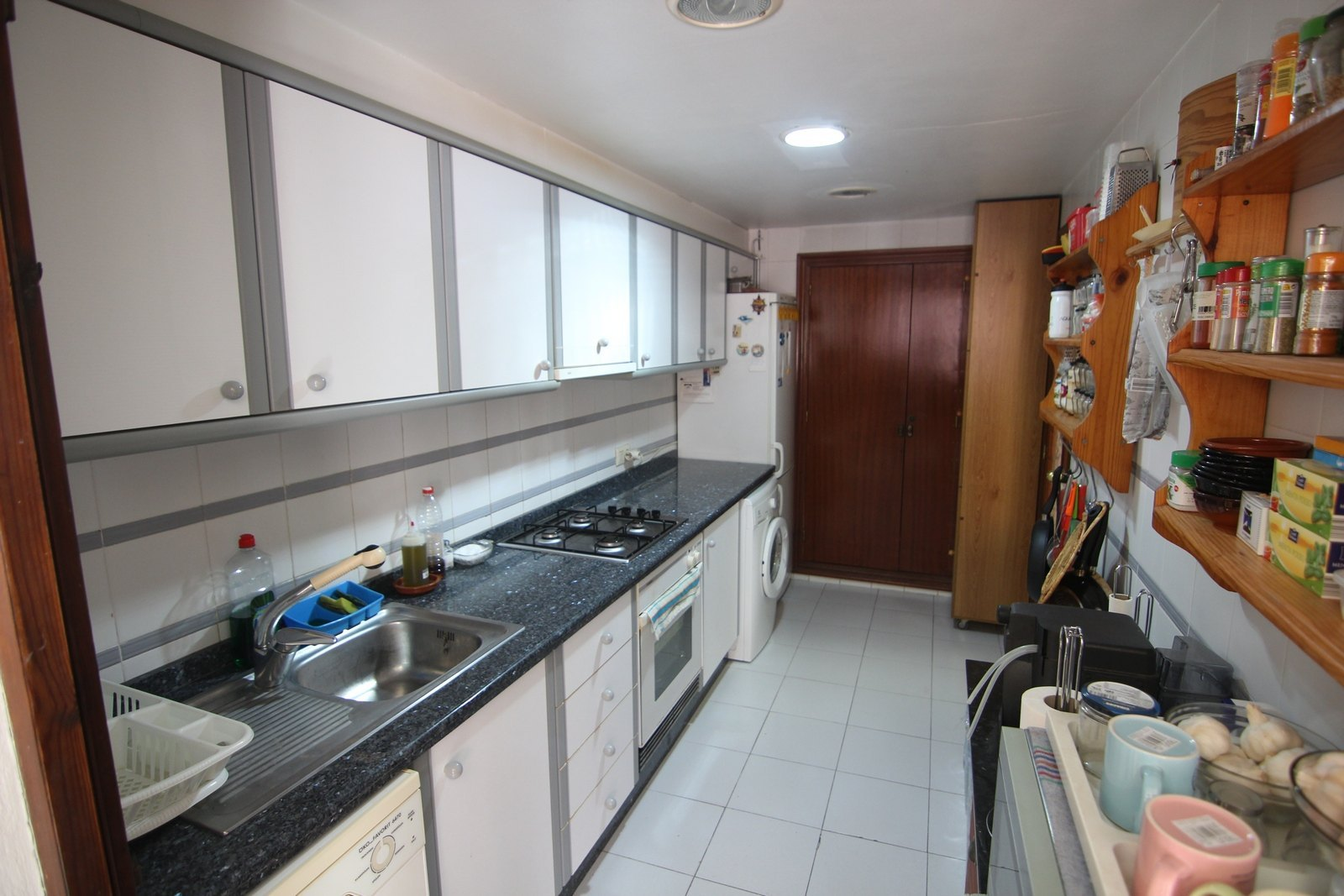 Apartment for sale in the center of Moraira.