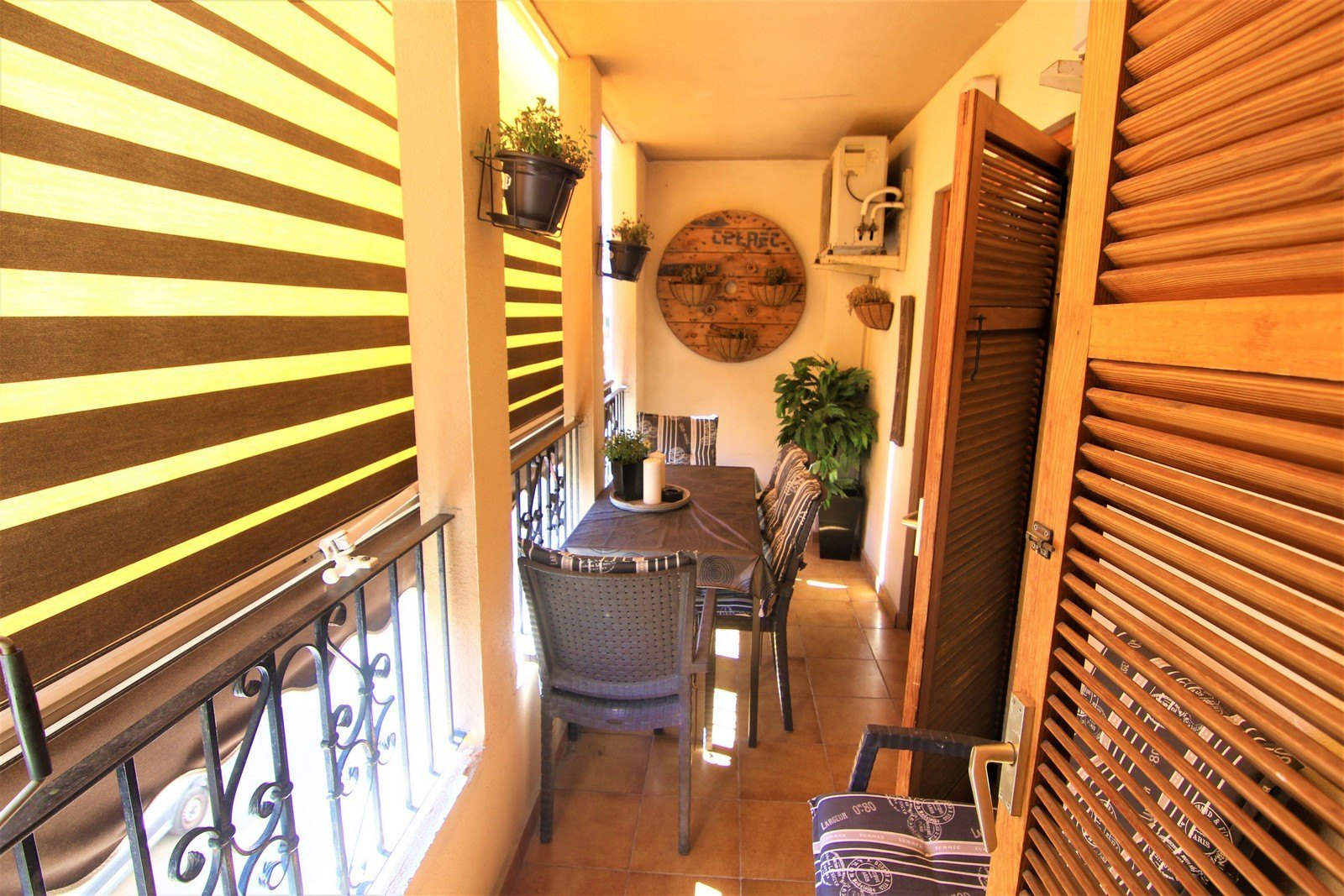 Apartment with elevator for sale in the center of Moraira.